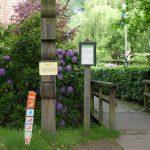 Twente, het Dal van de Mosbeek, 2016-5-28 1 ingang watermolen Bels