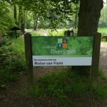 Twente, het Dal van de Mosbeek, 2016-5-28 20 bord molen van Frans